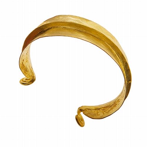 Découvrez ce magnifique bracelet dit Fulani du peuple