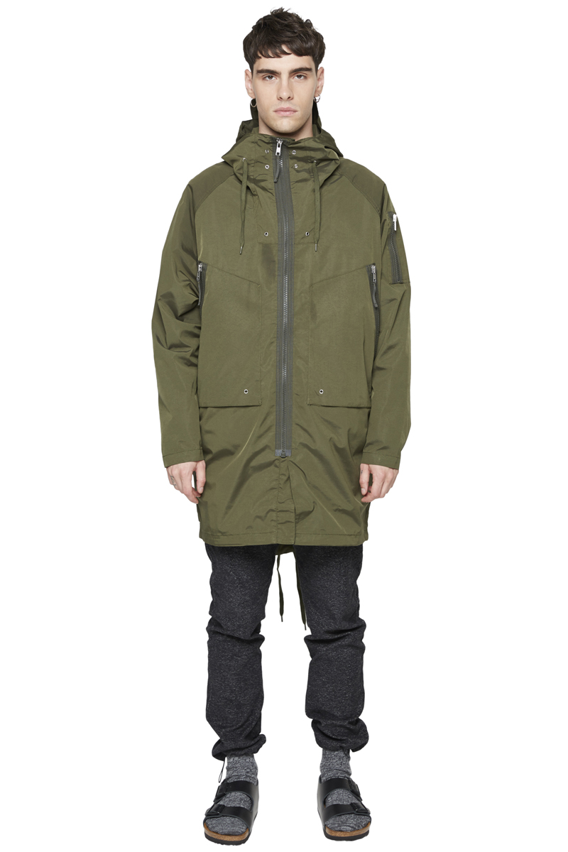 - Military parka - Waterproof - Multiple pockets : 2