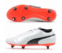 Nouvelles chaussures rugby Puma One 17.4 SG 6 crampons