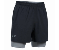 Nouveau short loisir Under Armour avec cuissard compression