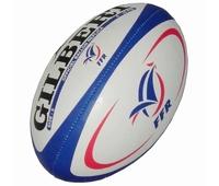 Ballon replica de rugby Gilbert du XV de France. Taille 5.