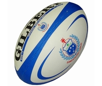 Nouveau ballon de rugby Gilbert replica officiel de l'
