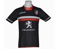 Nouveau maillot de rugby Blk du Stade Toulousain pour
