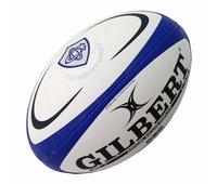 Nouveau ballon de rugby Gilbert du Castres Olympique modèle