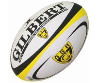Nouveau ballon de rugby Gilbert du Stade Rochelais en