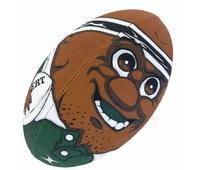 Nouveau ballon de rugby Gilbert Player numéro 2. Taille 5.