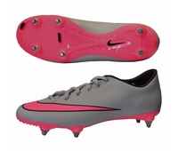 Nouvelle chaussures Nike Mercurial en version 6 crampons