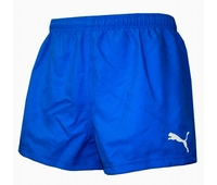 Nouveau short de rugby Puma bleu royal speed. 100%