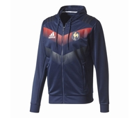 Nouveau sweat rugby Adidas officiel de l'équipe de France