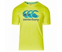 Nouveau tee shirt rugby Canterbury de la gamme Vapodri.