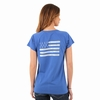 T-Shirt manches courtes Femme A l'Aise Breizh, impression