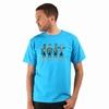 T-Shirt manches courtes A l'Aise Breizh impression Terre