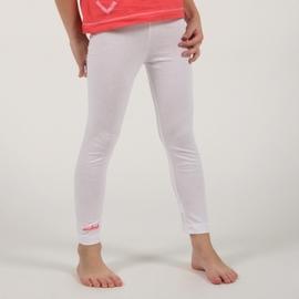 Legging long en jersey coton. Elastique à la taille.