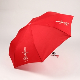 parapluie avec impression bigoudène. <br>dimensions: