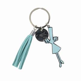 Porte clé breloque. hauteur: 10cm.