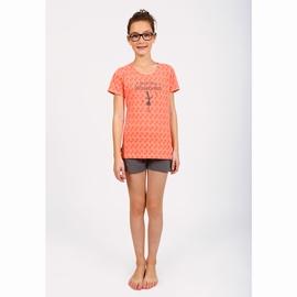 Pyjamas en jersey coton élasthanne, inclus le