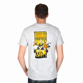 T-Shirt manches courtes A l'Aise Breizh impression Festival