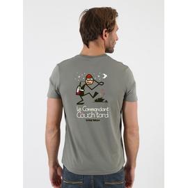 T-Shirt manches courtes A l'Aise Breizh impression