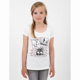 T-shirt manches courtes en jersey coton. Encolure arrondie