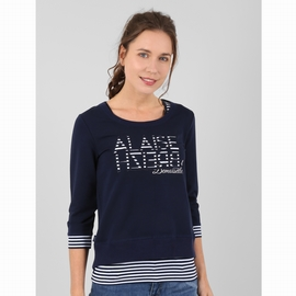 Twin set, débardeur et sweat. <br>Sweat: en molleton,