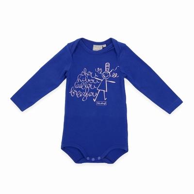 Body manches courtes ou manches longues en jersey coton