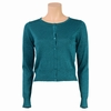 Cardigan Roundneck Lapis Sensitive et Fils