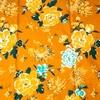 Tissu Coton A La Coupe Sensitive et Fils