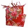 Rideau Coton Bouquet Sensitive et Fils