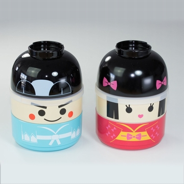Bento Japonais Personnage Sensitive et Fils