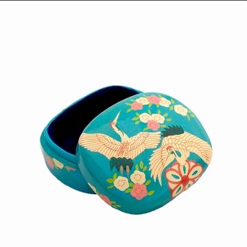 Boite Papier Mache Japon Pm Sensitive et Fils