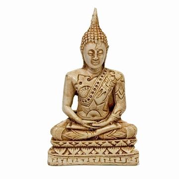 Bouddha Resine Tibet Sensitive et Fils