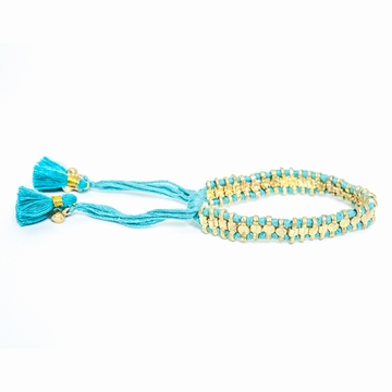 Bracelet Tulipe Sensitive et Fils
