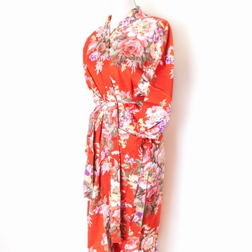 Kimono Fleuri Sensitive et Fils