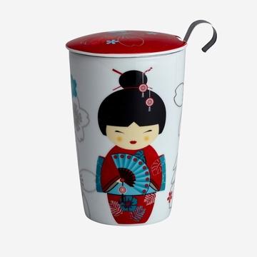 Mug Avec Filtre Sensitive et Fils