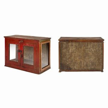 Mobilier indien en teck meubles indiens anciens - Petit meuble teck ...