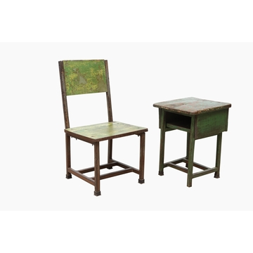 Set Chaise Et Table Ecolier Sensitive et Fils