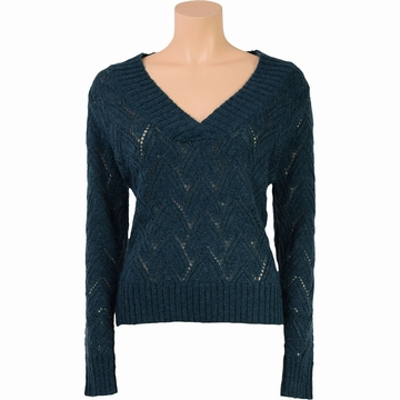 Pull Col Chale Abbey Sensitive et Fils