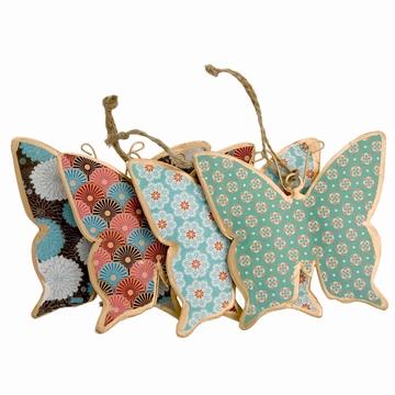 Suspension Papillon 10 Cm Sensitive et Fils
