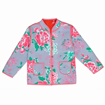 Veste Réversible Chine Pop Sensitive et Fils