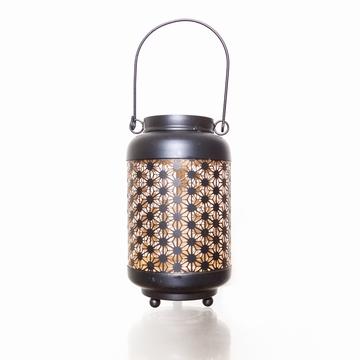 Lanterne Noire Sensitive et Fils