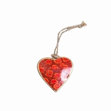 Suspension Coeur Pm Sensitive et Fils