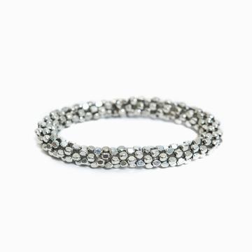 Bracelet Snake Argent Sensitive et Fils