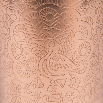 Carafe Ayurvedique Peacock Sensitive et Fils