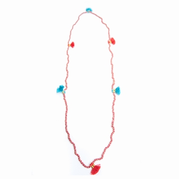 Collier Pompom Sensitive et Fils