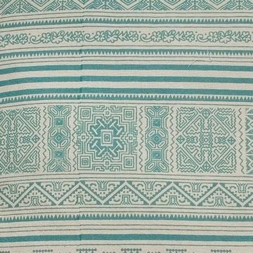 Coussin Batik 40x40cm Sensitive et Fils