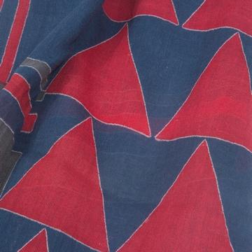 Foulard Pareo Coton Mondrian Sensitive et Fils