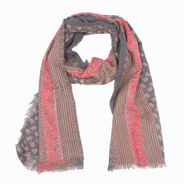 Foulard Pareo Coton Pinede Sensitive et Fils