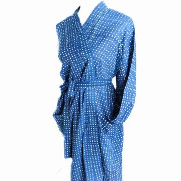 Kimono Indigo Sensitive et Fils