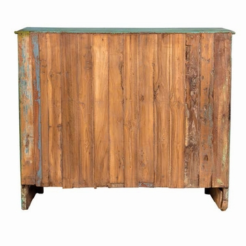 Commode Indienne Teck Vert Sensitive et Fils