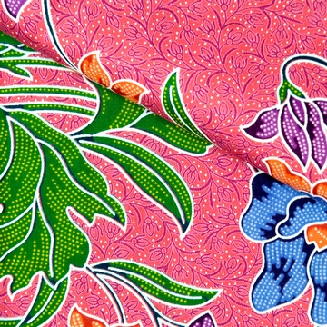 Paréo Motif Batik Sensitive et Fils